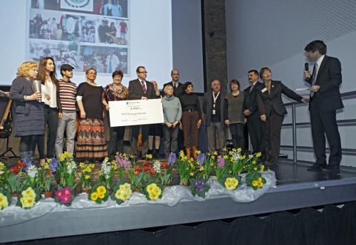 1. Preis: TUN -Toleranz unter Nationen