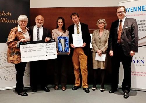 1. Preis an Alfred Westenberger
