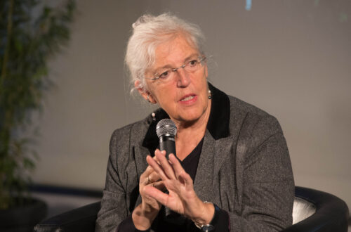 CITOYENNE-Patin Christine von Weizsäcker, Präsidentin Ecoropa